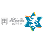 logo_Jerusalem and Heritage vector